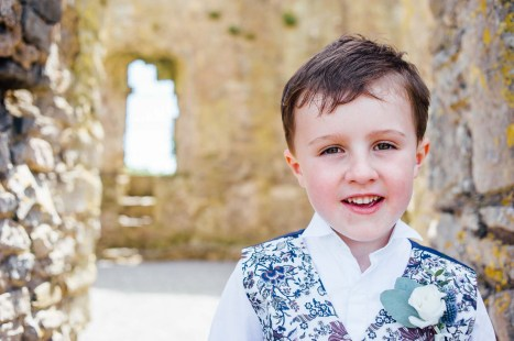 Manobier Castle wedding Photography-91