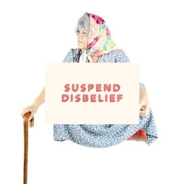 Review: Stuart Semple's Suspend Disbelief, Heritage Rooms