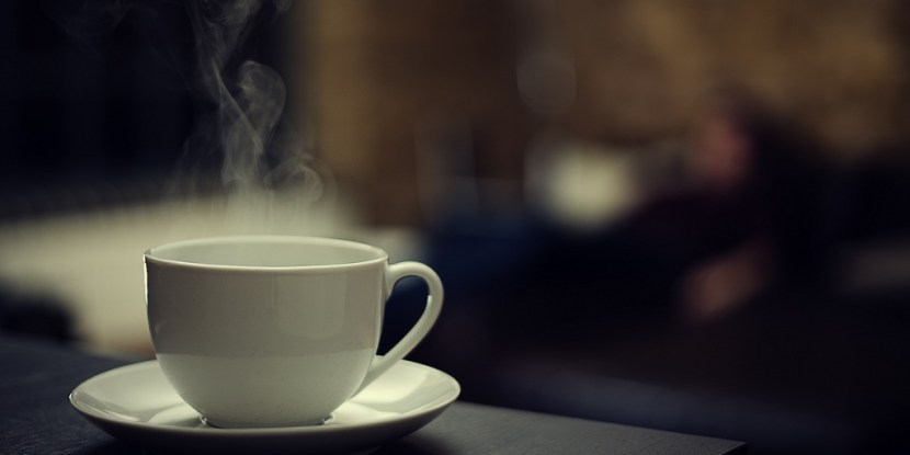 Tea in Edinburgh