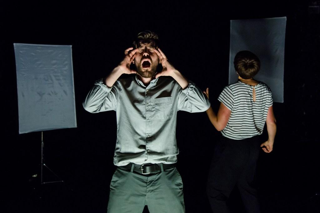 Snuff Box Theatre BLUSH, produced by Jake Orr