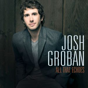 Josh Groban's sixth studio album features a mix of new material, covers and collaborations.  (Album cover property of Warner Bros. Records)