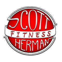 scotthermanfitness.com is one of the more popular fitness websites because of its strong sense of community.  (Logo courtesy of Scott Herman Fitness)
