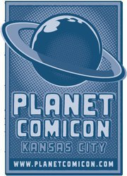 Planet Comicon will be at Bartle Hall this weekend for two days filled with special guests from all genres of media. (Logo property of Planet Comicon)