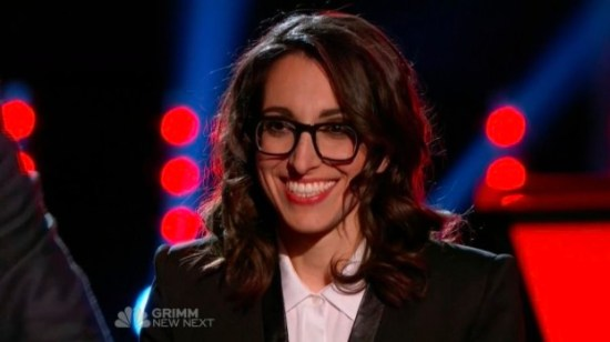 Michelle Chamuel Team Usher The Voice
