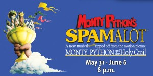 """""""Monty Python's Spamalot"""" kicked off Starlight Theatre's 63rd season with a bang! (Photo courtesy of Starlight Theatre)"""