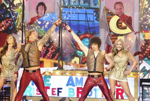 KriStef Brothers America's Got Talent