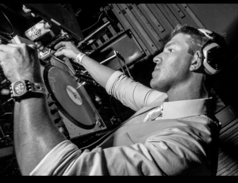 DJ Ashton Martin Kansas City