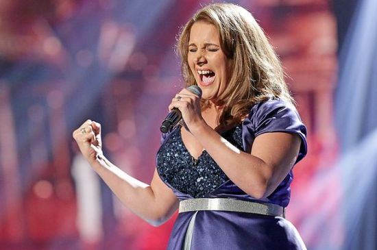 "Over in the United Kingdom, Sam Bailey dominates the tenth anniversary season of ""The X Factor UK."" (Photo property of ITV)"