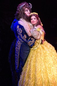 Beauty and the Beast Darick Pead and Hilary Malberger