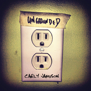 Ungrounded Carly Jamison cover art