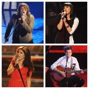 American Idol XIII Final Four