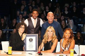 AGT judges and host season nine