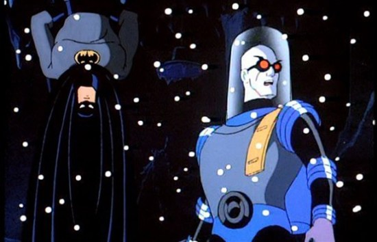 Batman and Mr. Freeze Heart of Ice