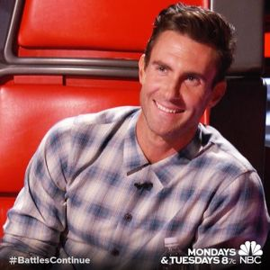 Adam Levine The Voice Season Seven