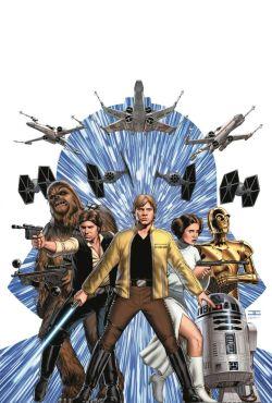 Star Wars #1 Marvel Comics 2015