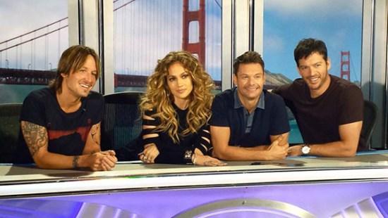 American Idol Season 14 cast