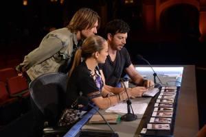 American Idol judges create the Top 24