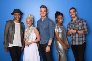 American Idol XIV Top Five