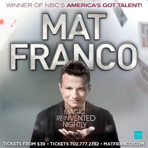 Mat Franco returns to AGT
