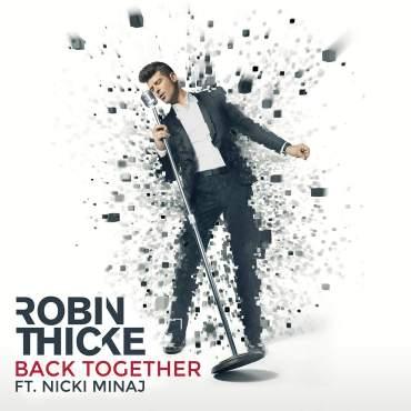 Robin Thicke and Nicki Minaj Back Together
