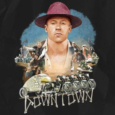 """Macklemore & Ryan Lewis pulled out all the stops in their successful comeback single: """"Downtown."""" (Album cover property of Macklemore LLC)"""