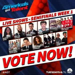 AGT Season 10 Semifinalists