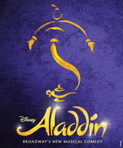 Disney's Aladdin Broadway