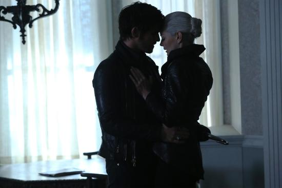 The Dark Swan unleashed her evil plan on Storybrooke! Did Captain Hook survive? (Photo property of ABC)