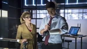 Ray and Felicity Arrow Season Four