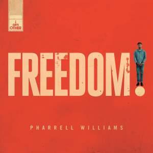 Pharrell Williams Freedom