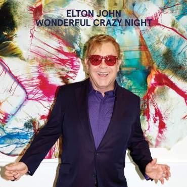 Elton John Wonderful Crazy Night