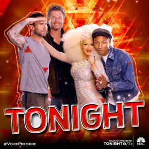 The Voice Season 10 Coaches