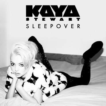 Kaya Stewart Sleepover