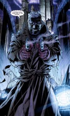Hush Batman villian