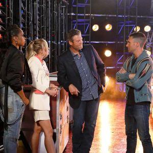The Voice Season 13 coaches
