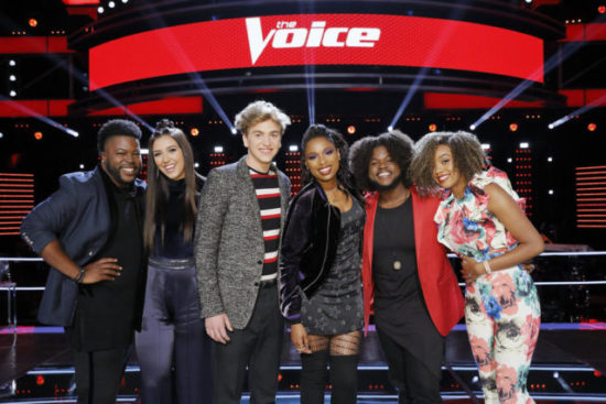 Team Jennifer The Voice