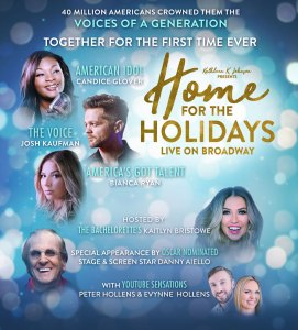 Home for the Holidays Broadway