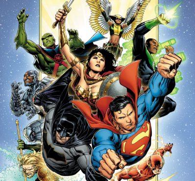Scott Snyder Justice League DC Comics