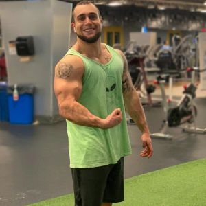 Mike Rosa Anabolic Aliens 2020