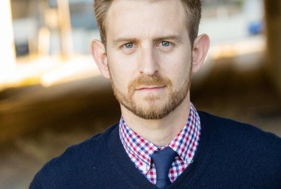 Actor Noah Baron