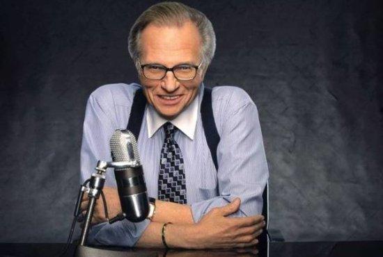 Larry King Death