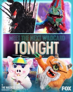Masked Singer S5 Group B Final Four