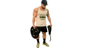 Mike Rosa Anabolic Aliens