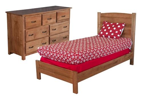 Jakes Amish Furniture Carlisle Bedroom