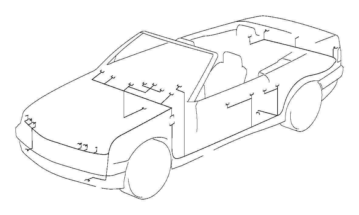Bmw e36 convertible electrical diagram bmw auto wiring