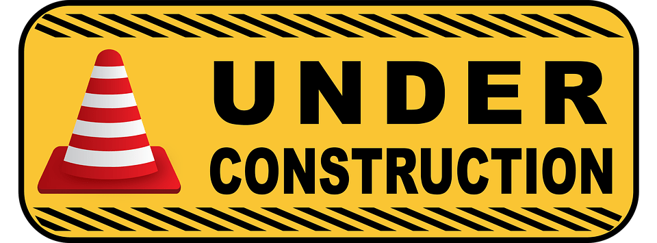 Doing some construction