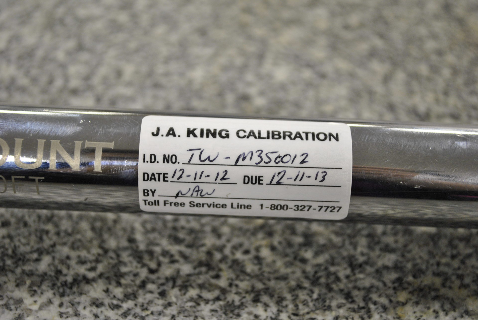Ten Tips For Ensuring Your Calibration Program Is Audit