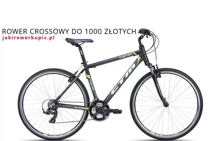 Jaki rower crossowy do 1000zł