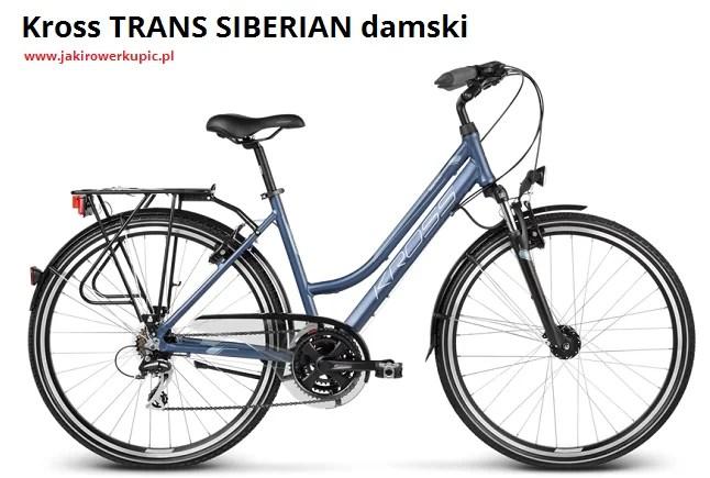 Kross Trans Siberian damski
