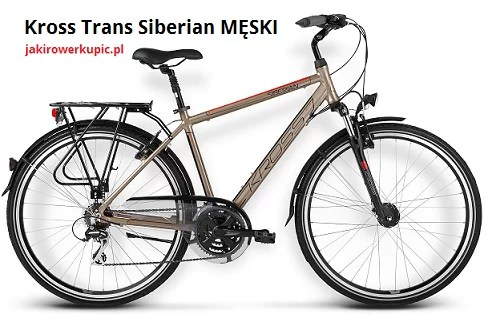trans siberian męski